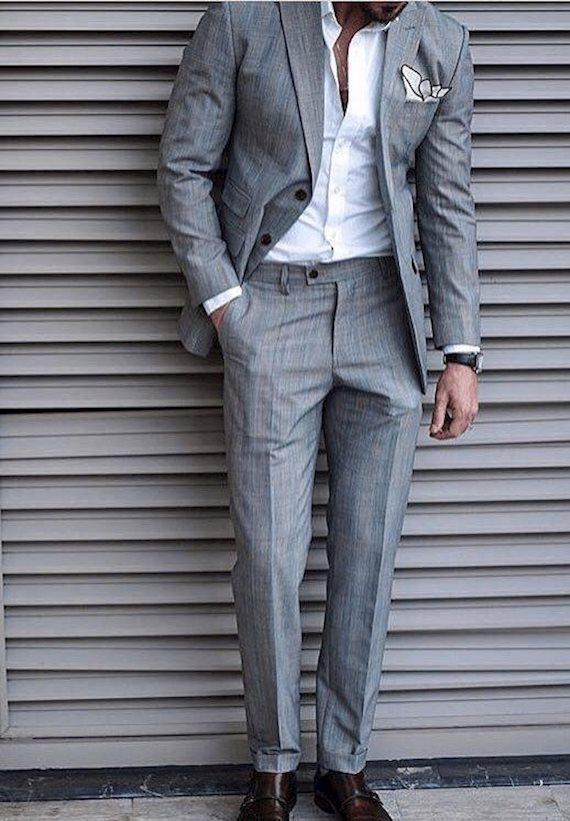 Модный образ в стиле Классический classic suit