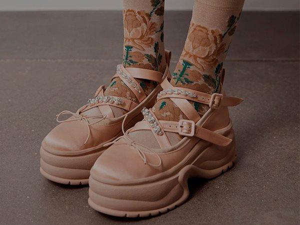 5 пар туфель для летней истории