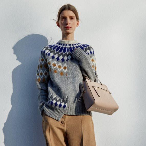 И в пир, и в мир: Идеальный свитер