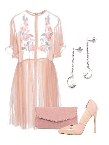 Летняя романтика - сеты модной одежды