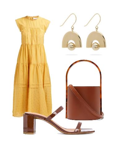 April Mood - сеты модной одежды