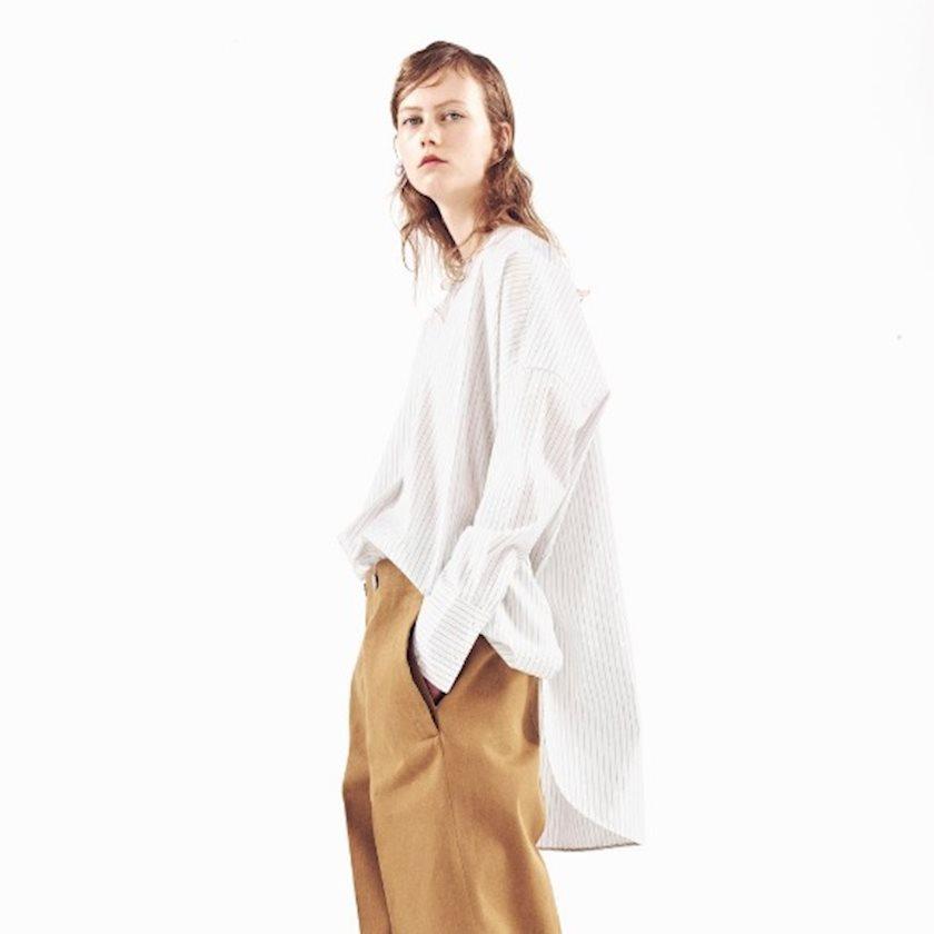 Как носить белую рубашку этой весной?