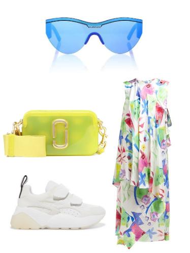 Neon - сеты модной одежды