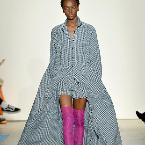 Платье-рубашка - как и с чем носить