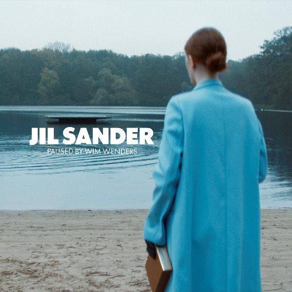 Сериал Вима Вендерса для Jil Sander