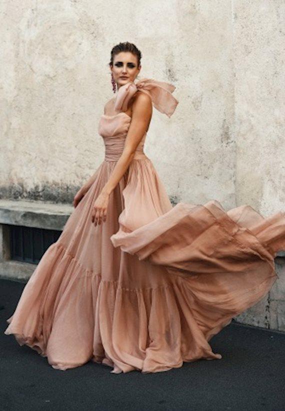 Модный образ в стиле Романтический romantic