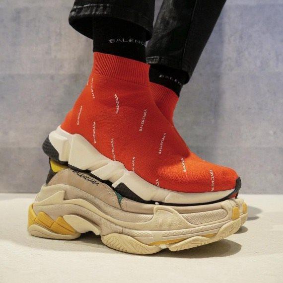 Инстаграм о настоящей любви к кроссовкам