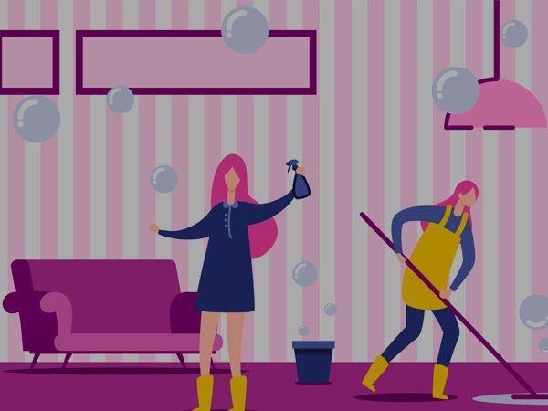 Мыть или не мыть: Как решить вопрос уборки дома в мегаполисе?