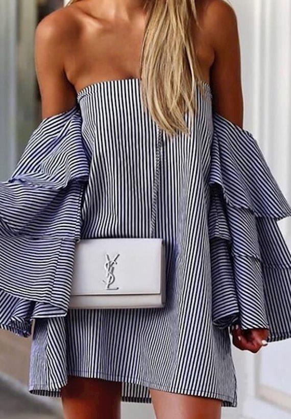 Модный образ в стиле Пляжный Summer look