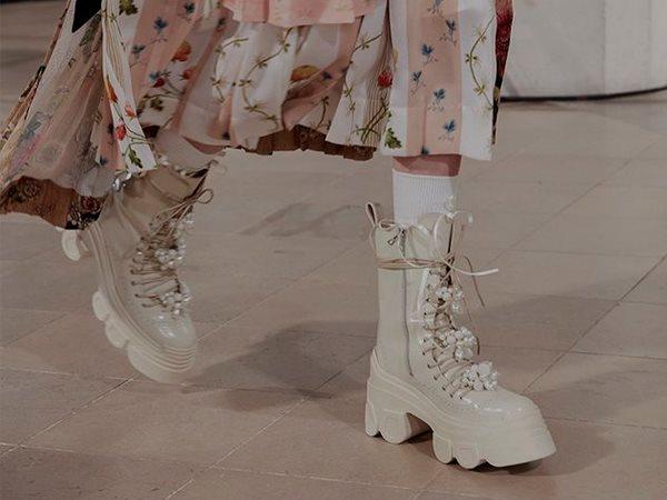 Недели моды: Самое интересное из Лондона и Нью-Йорка
