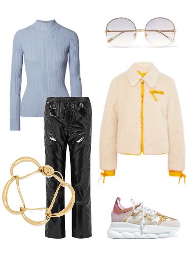February Mood - сеты модной одежды