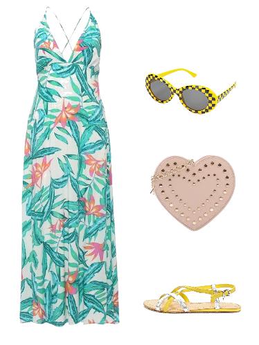 Бабье лето - сеты модной одежды