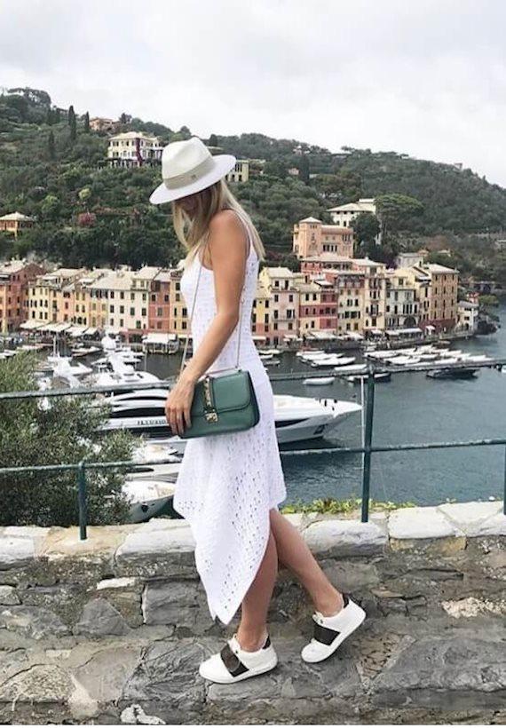 Модный образ в стиле Итальянский Italy