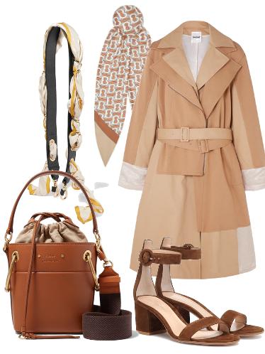 Brown - Beige - сеты модной одежды