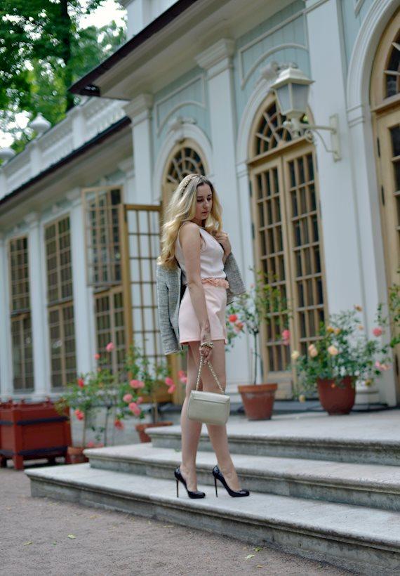 Модный образ в стиле Гламур Summer vibes