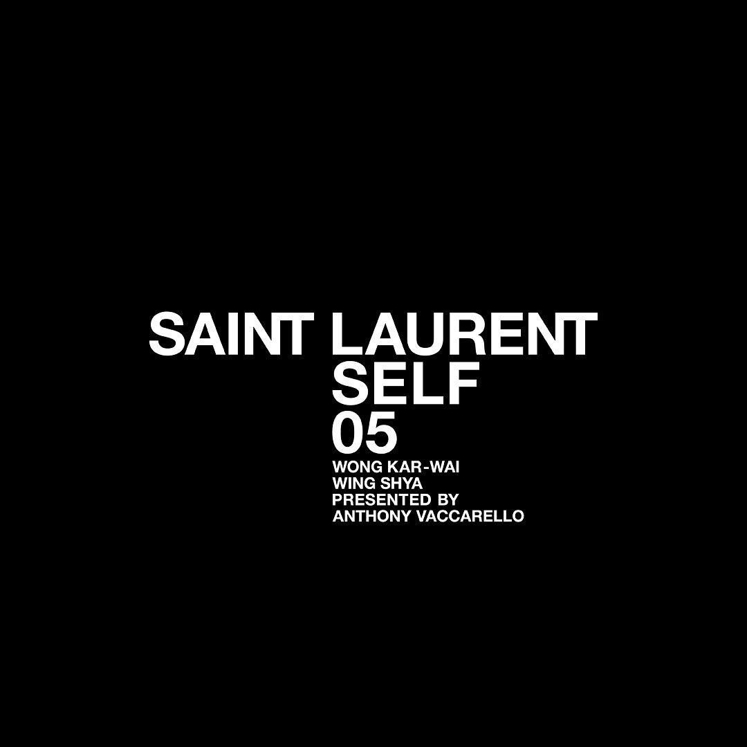 Вонг Кар Вай для Saint Laurent - Ночь в Шанхае