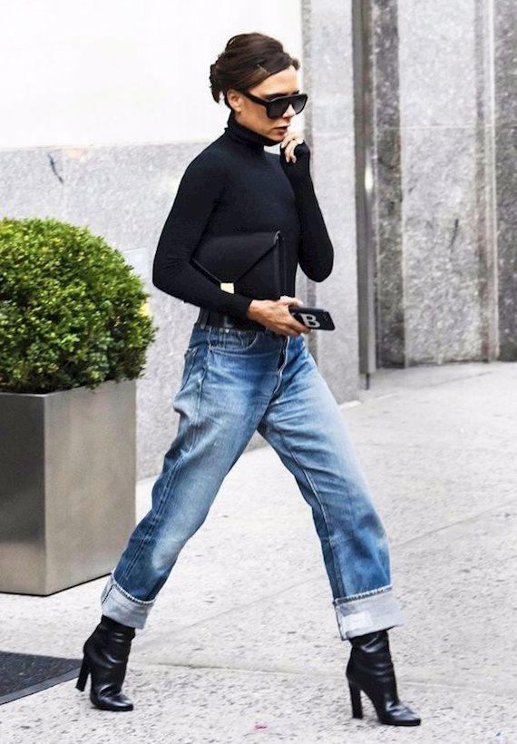 Модный образ в стиле минимализм Bend It Like Beckham