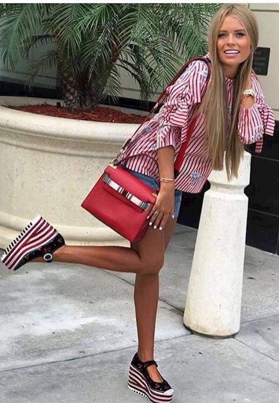 Модный образ в стиле Итальянский Summer time