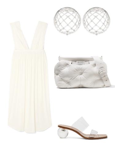 Snow White - сеты модной одежды