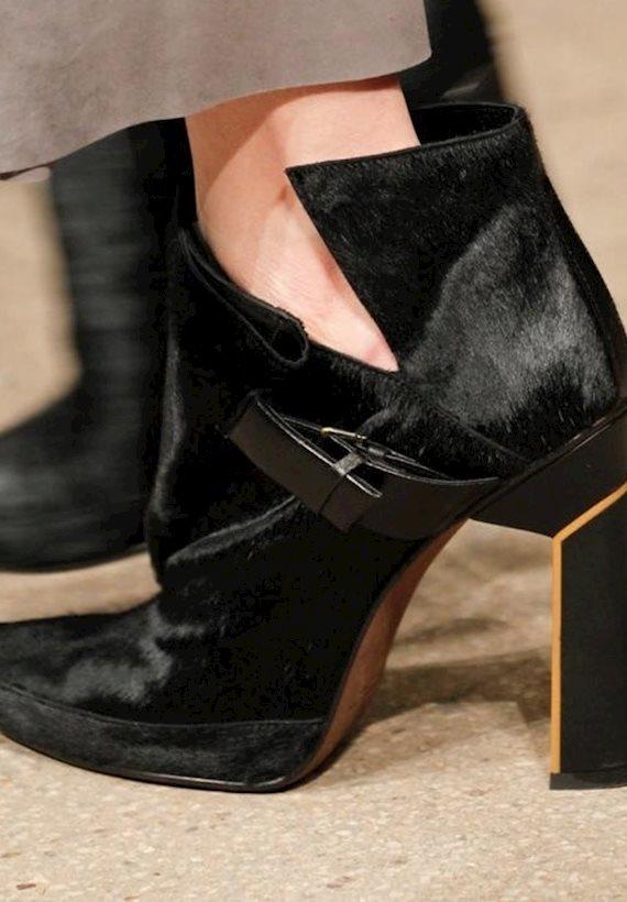 Модный образ в стиле нормкор Heels
