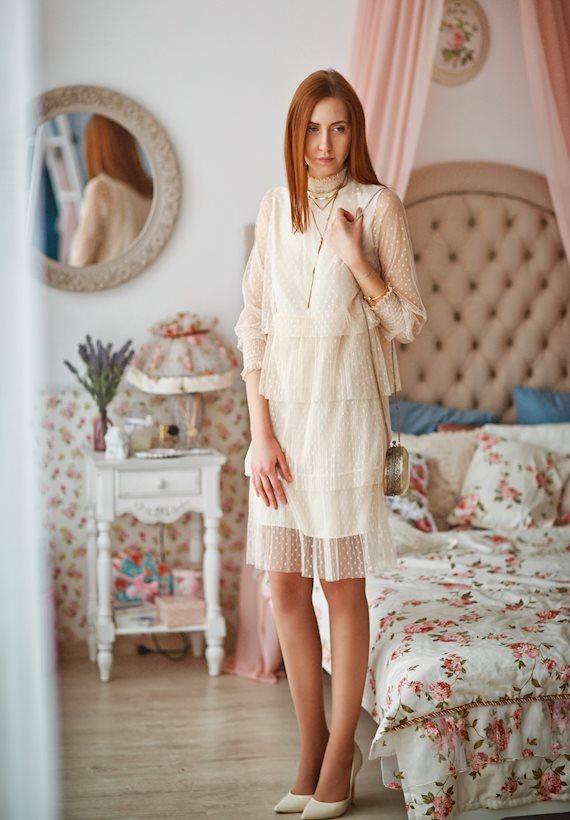 Модный образ в стиле Пижамный 75