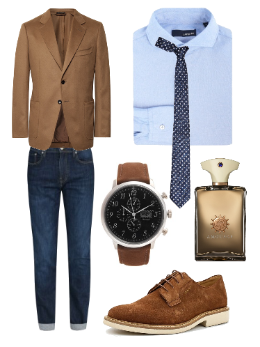 Business casual outfit - сеты модной одежды