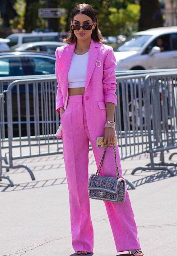 Модный образ в стиле Деловой suit up