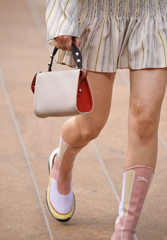 Модный образ в стиле Street style New York Fashion Week 2020