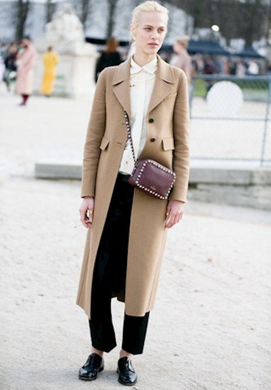 Модный образ в стиле Классический classic coat