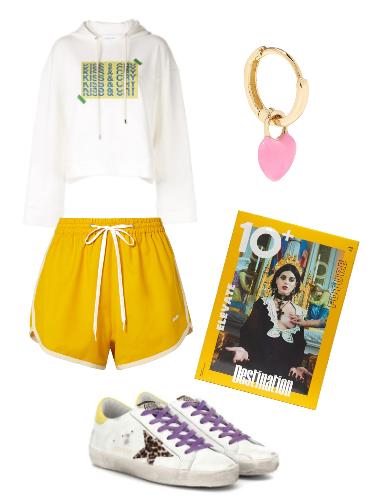 Summer - сеты модной одежды