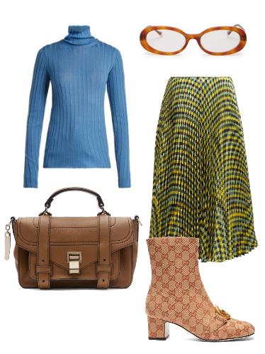 Back to School - сеты модной одежды