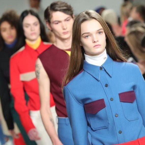 Raf Simons для Calvin Klein