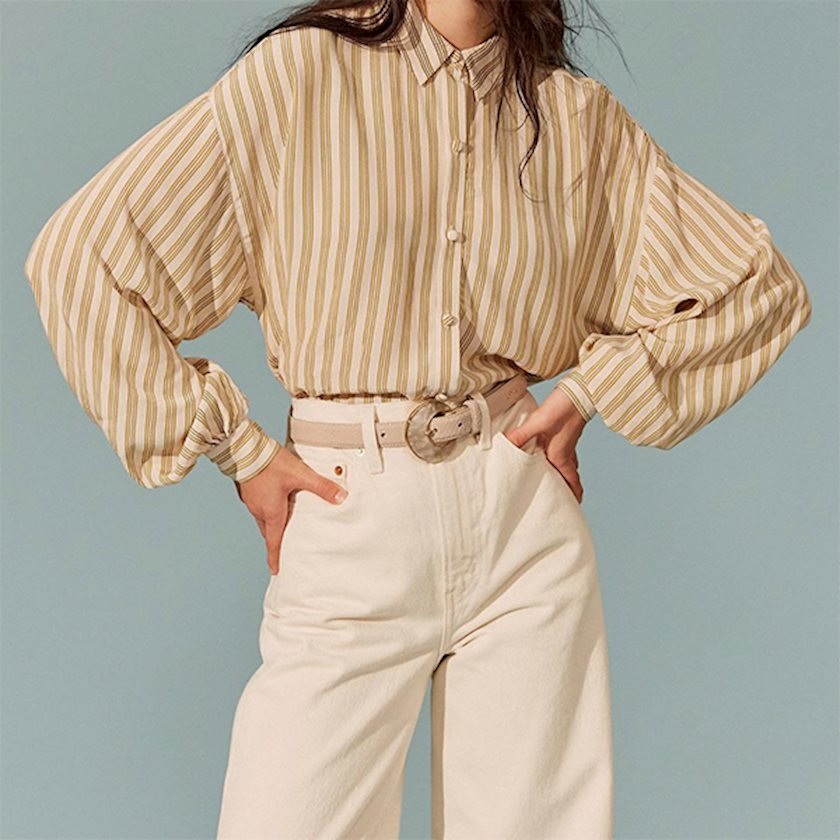 Белые джинсы: Как и с чем их носить этим летом?