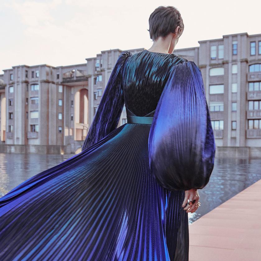 Сбежать из города: Фильм Givenchy Pre-Fall'20
