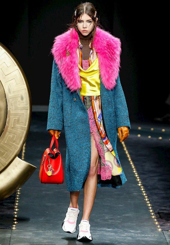 Модный образ в стиле Городской шик Versace look