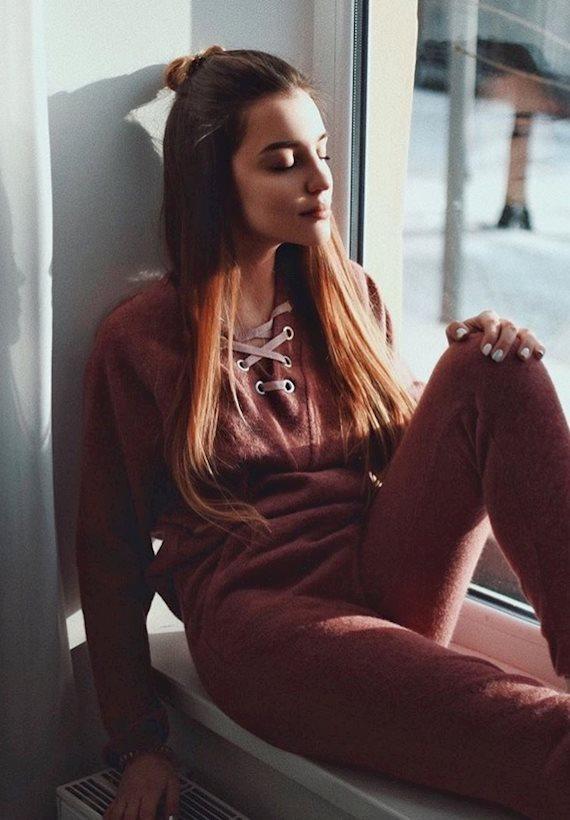 Модный образ в стиле Пижамный At home