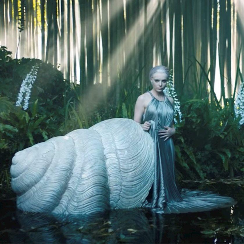 Модные мифы: Нимфы и богини в Dior