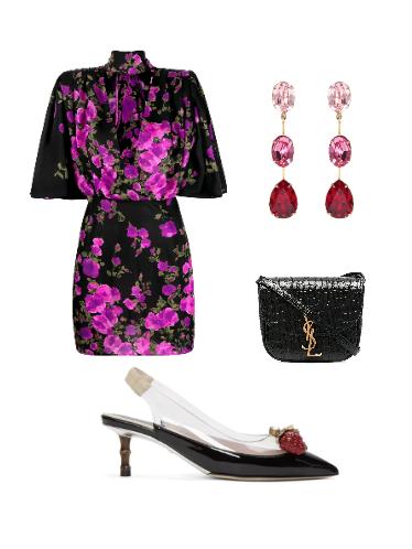Femme Fatal - сеты модной одежды