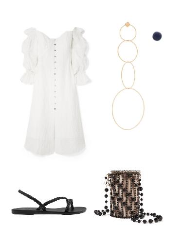 French Riviera - сеты модной одежды