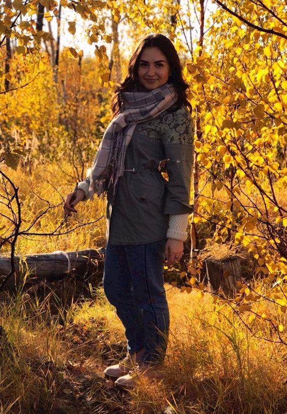 Модный образ в стиле Классический Осень с Теле2