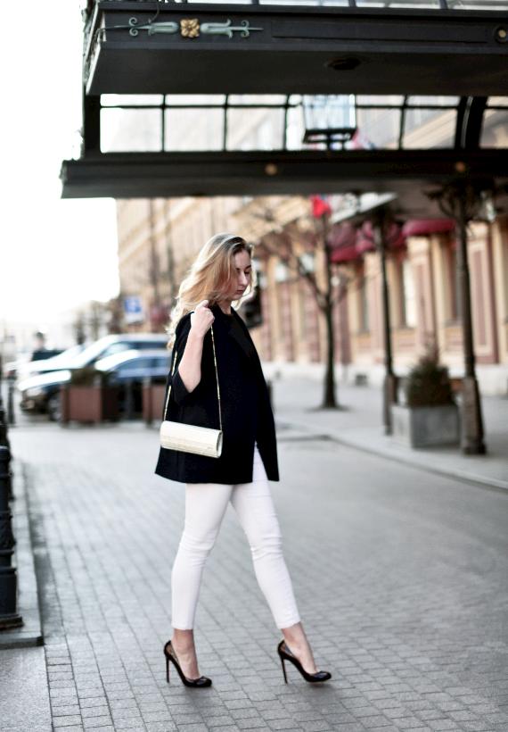 Модный образ в стиле Street style Street style