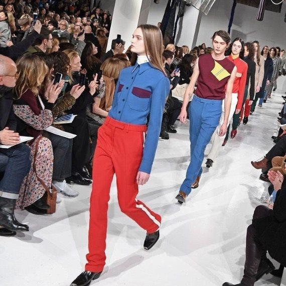 Calvin Klein покидает подиум