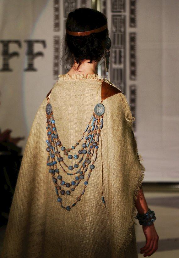 Модный образ в стиле Этно ЭтноМода