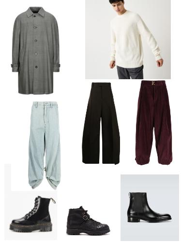 ааоо - сеты модной одежды