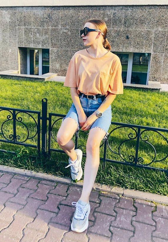 Модный образ в стиле Casual August 30, 2020