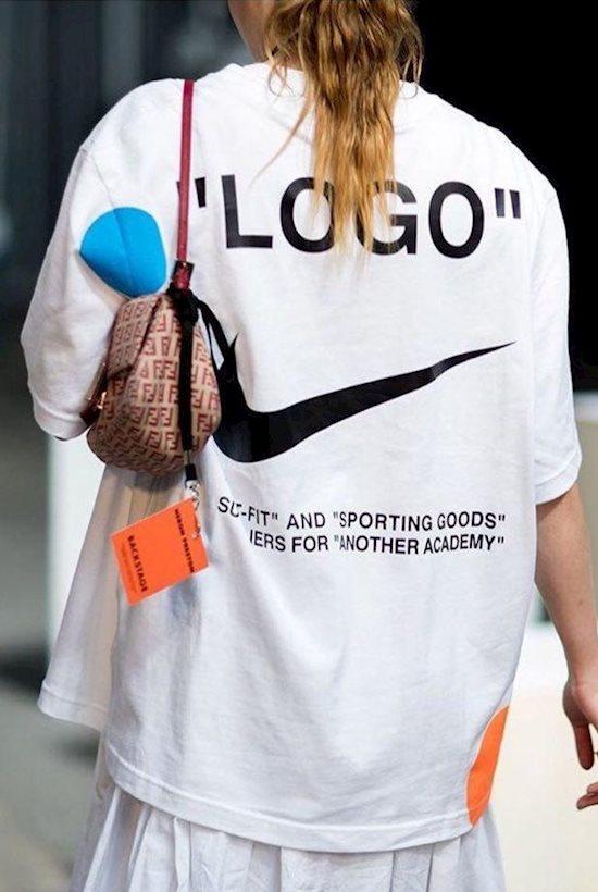 Модный образ в стиле Спортивный LOGO