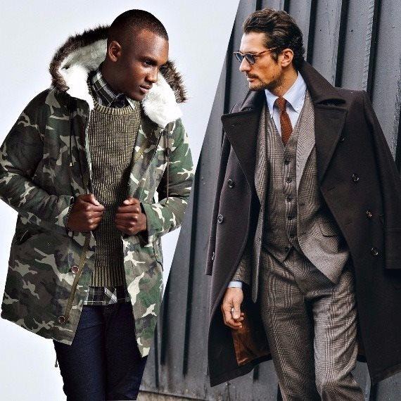 Парка vs. Пальто