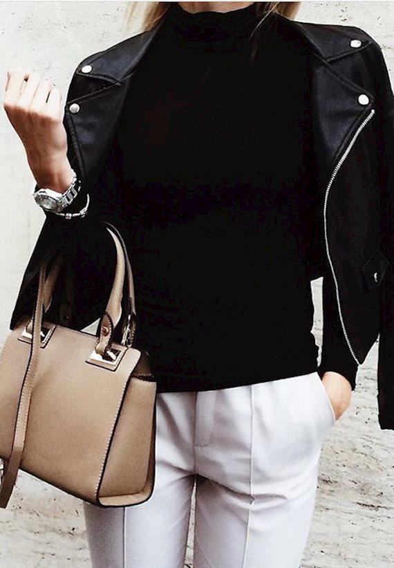 Модный образ в стиле business casual Classic