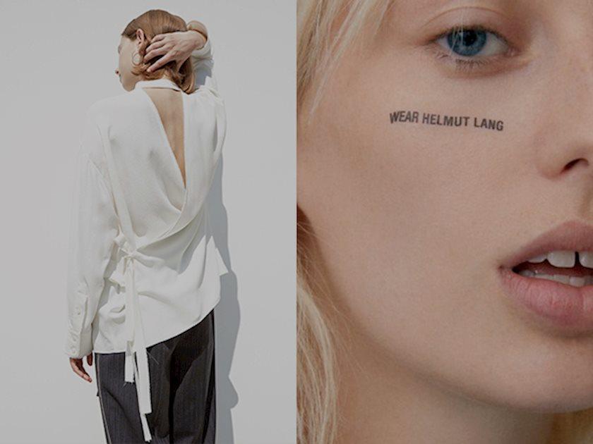 Перемены в модном доме Helmut Lang