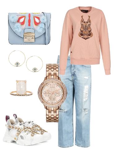Creme brulee - сеты модной одежды